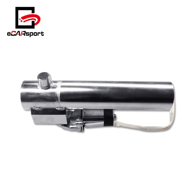 eCARsport 2.25 Electric Exhaust Cutout Exhaust Control Valve with Remote