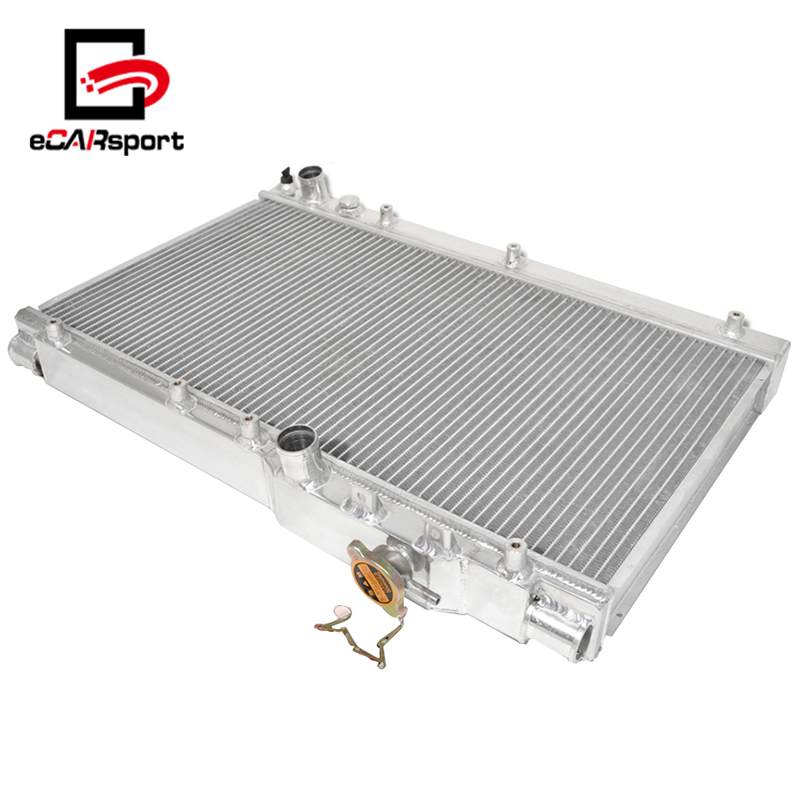 eCARsport Aluminum Car Racing Cooling Radiator For 94-99 Toyota Celica 3S-Gte Gt4